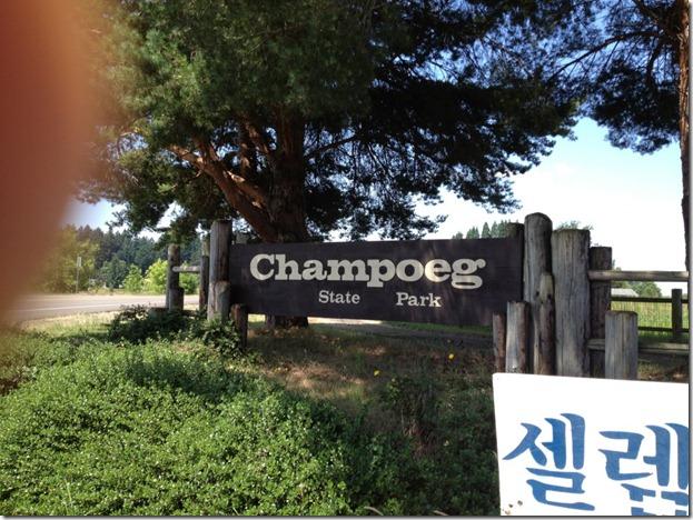 Champoeg